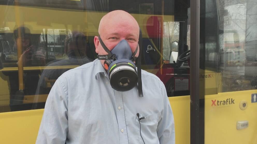 Arbetsmiljö för bussförare