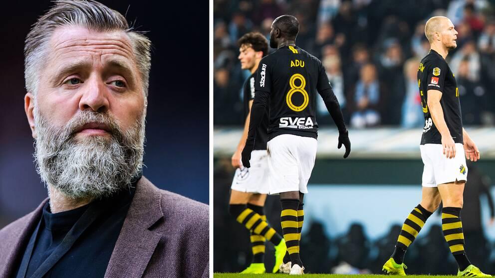 AIK emot en begränsning av publiken.