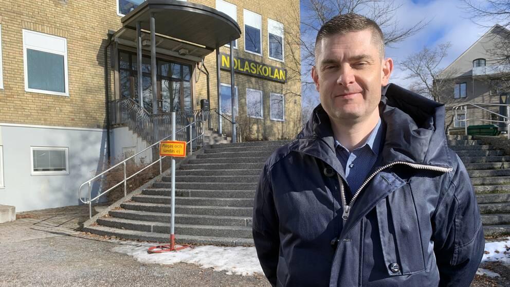 Andreas K Johansson