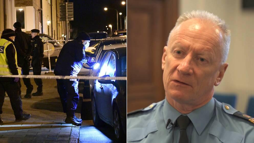 Per Engström, nationell kommenderingschef vid polisen.