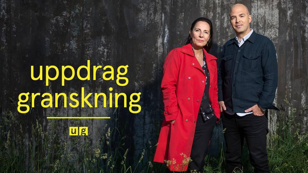 Ali Fegan och Karin Mattisson.