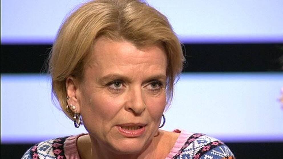 Åsa Regnér (S), barn- och äldreminister