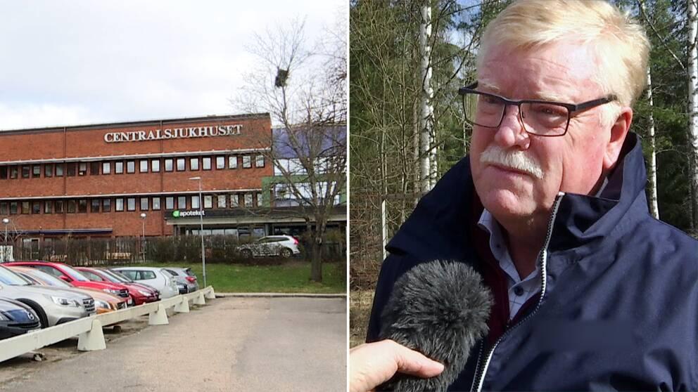 """""""Vi har påbörjat diskussionerna, men nu måste vi avsluta dem också"""", säger Ulric Andersson (S), regionråd i opposition."""