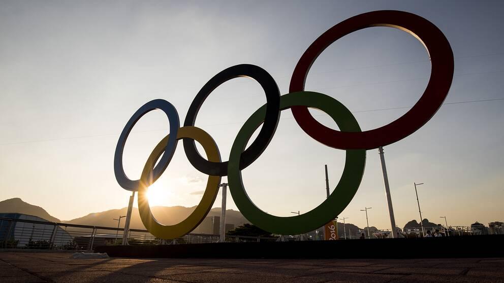 För första gången sedan andra världskriget har OS flyttats.