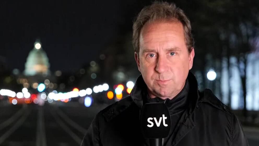 Stefan Åsberg, USA-korrespondent