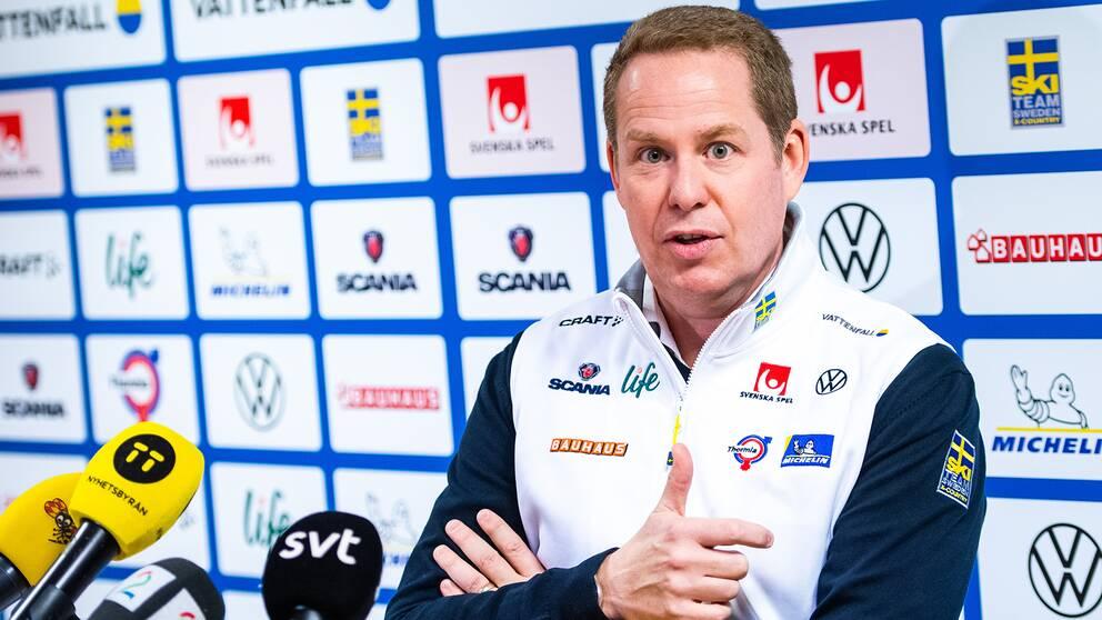 Förbundsdirektör Ola Strömberg håller inte med om kritiken.