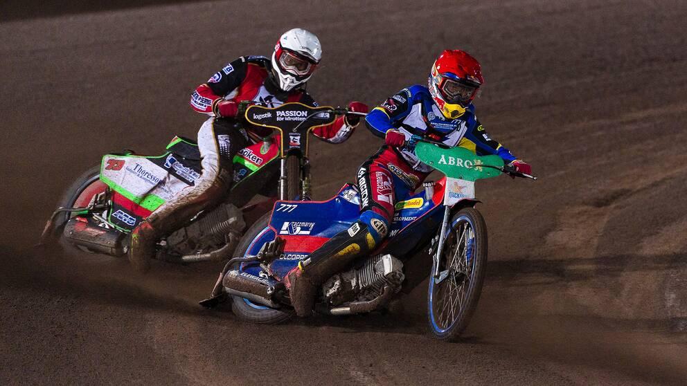 Smederna och Dackarna möttes i final förra året.