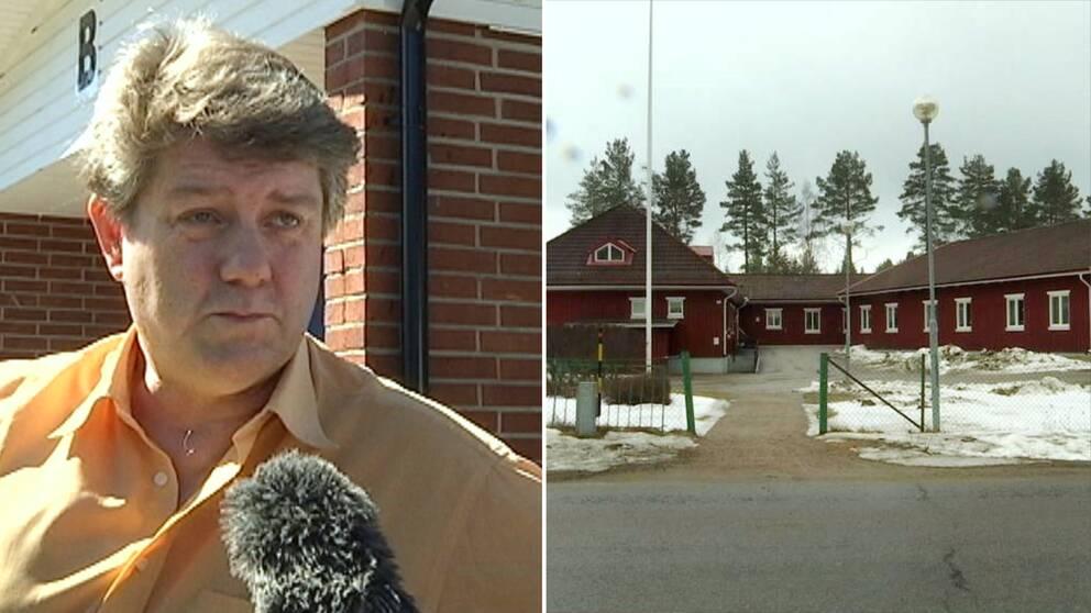 Roger Larsson (KD) är en av de som överklagat beslutet om stängning av det särskilda boendet på Finnskogahemmet i Bograngen i Torsby kommun.