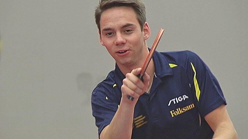 Emil Andersson, pingisspelare