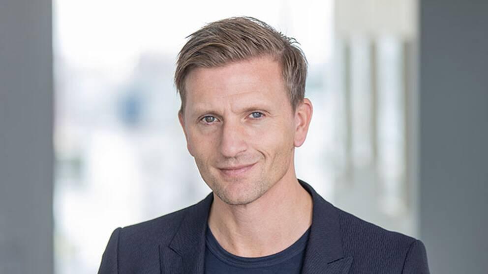 Johan Andersson, vd vid Mellby gård, företaget som äger bland annat klädbutikerna Flash och Dea Axelsson. Butiker som nu gått i konkurs.