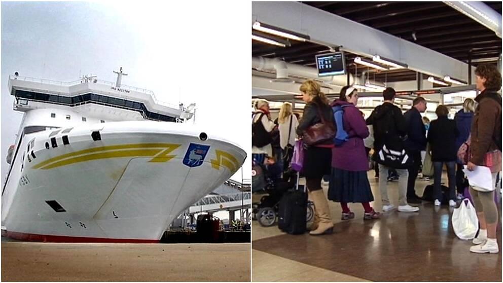 Biljetter Destination Gotland