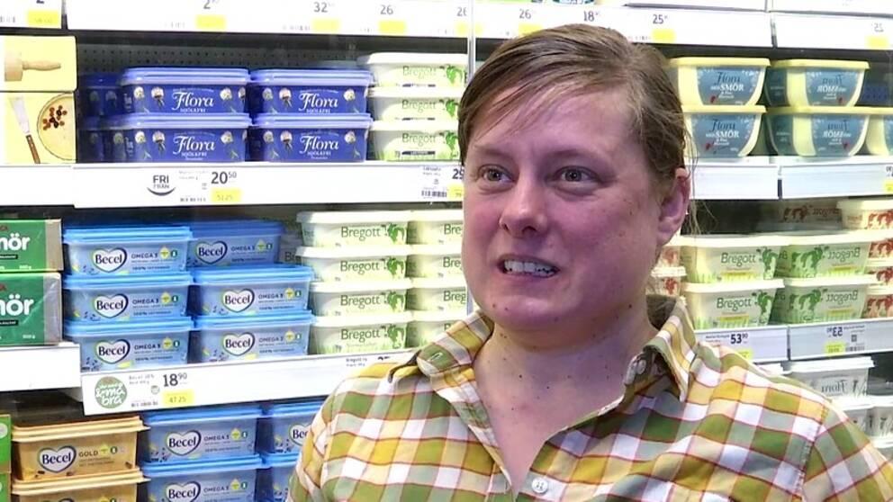 Lisa Nyberg Peldan, handlare i Gräsmark