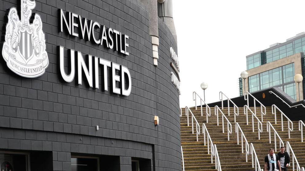 Newcastle blir första Premier League-klubben att permittera.