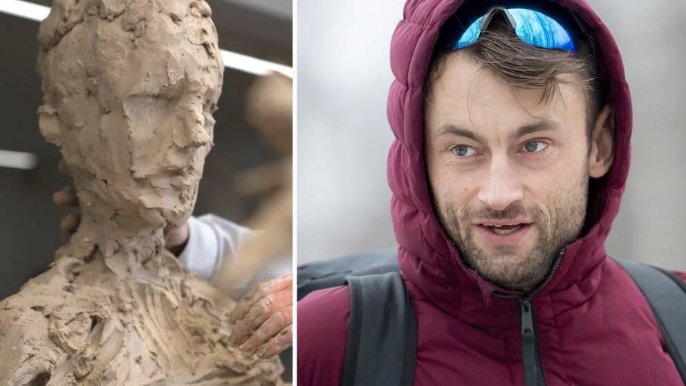 Petter Northug blir staty i Norge.