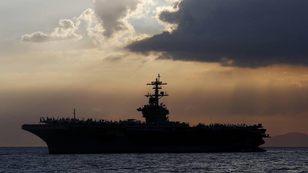 """""""Sjukdomens spridning är pågående och accelererar"""", skriver fartygets kapten"""