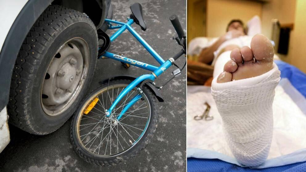 Allt farre dodsolyckor bland barn