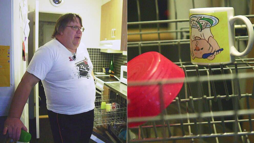 Bo Jireteg har varit sjuk i tre år. Hans hjärta orkar inte längre. Bara att plocka ur diskmaskinen är alltför ansträngande.