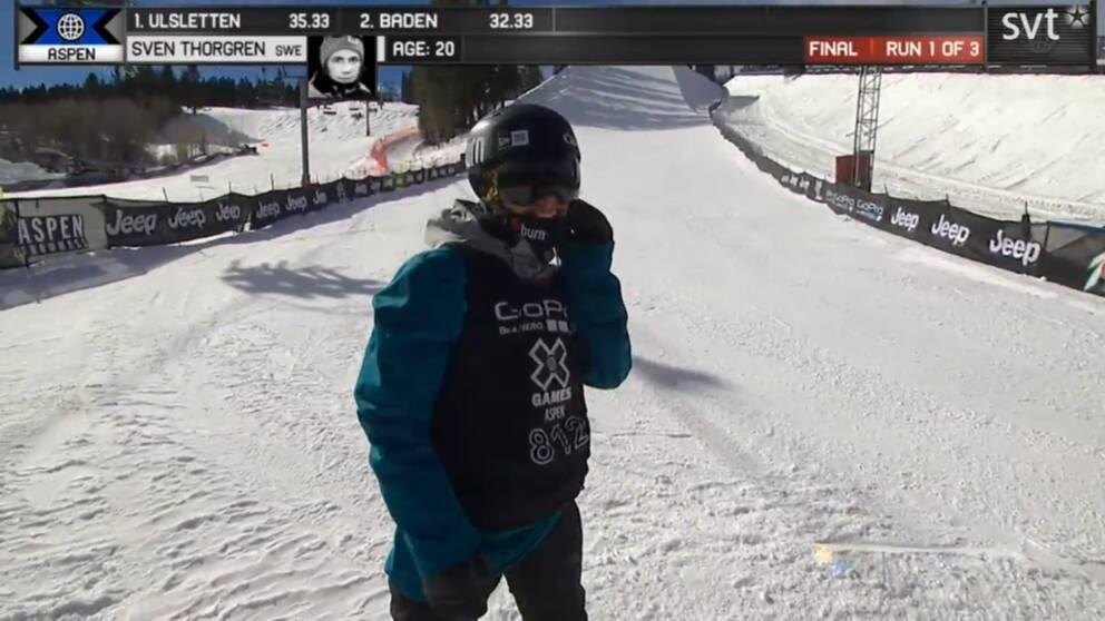 Svenskt brons i snowboard vm