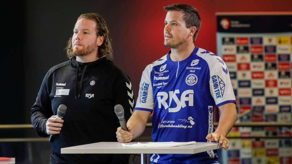Marc Uhd blir ny huvudtränare i Lugis herrlag.