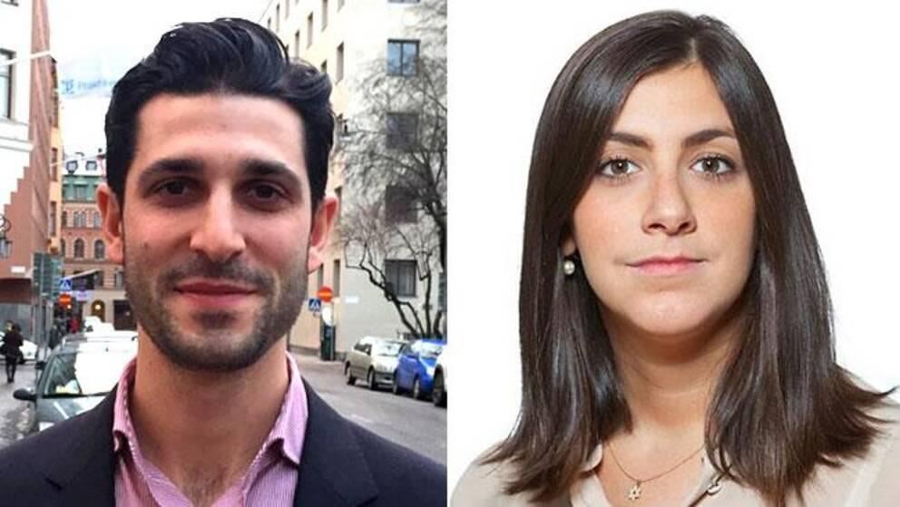 Daniel Feinbaum och Adina Krantz