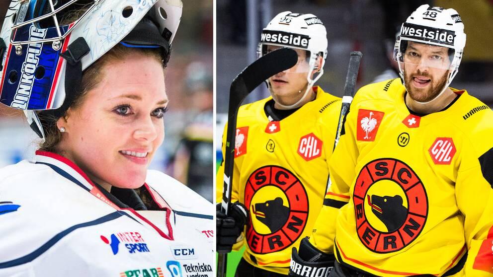 Florence Schelling tar över som sportchef för SC Bern.