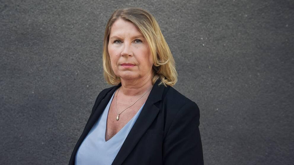 Charlotta Friborg, programchef SVT Nyheter