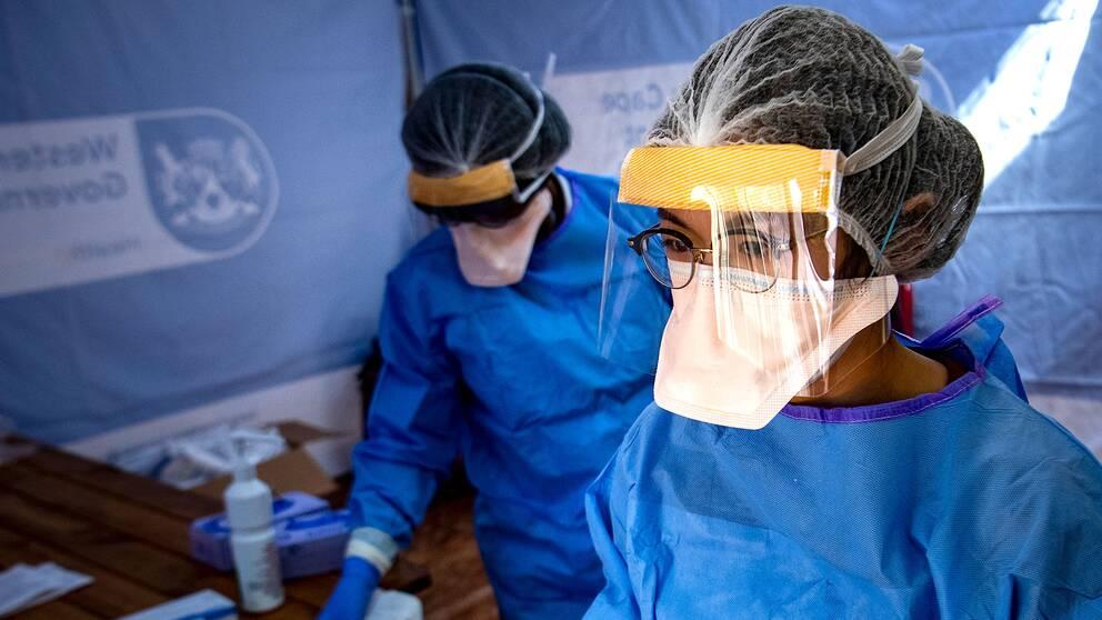 Ta del av hela SVT:s rapportering om coronapandemin