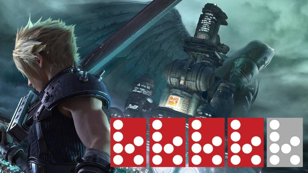 Nyutgåvan av Final Fantasy VII kan inte leva upp till originalet, men kan stå för sig själv som ett starkt rollspel, menar Kulturnyheternas spelkritiker.