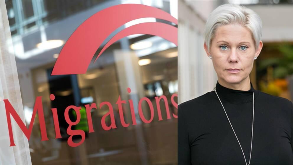 Jennie Sörstam, Migrationsverket