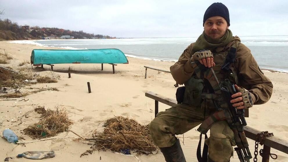 Starkt ukraina tar sig an sverige