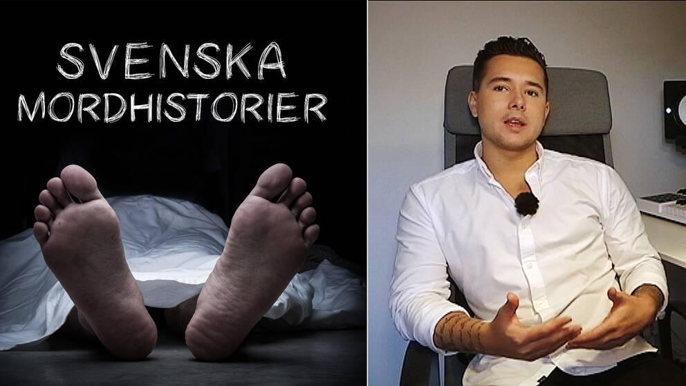 Kulturnyheternas genomgång visar att flera plagiat ligger kvar i Svenska Mordhistoriers avsnitt. Poddskaparen Sebastian Krantz har inte gått att nå för en kommentar (Arkivbild).