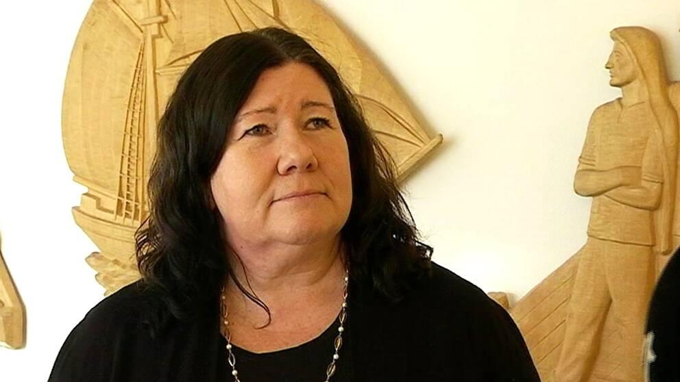 Stina Sjöqvist.