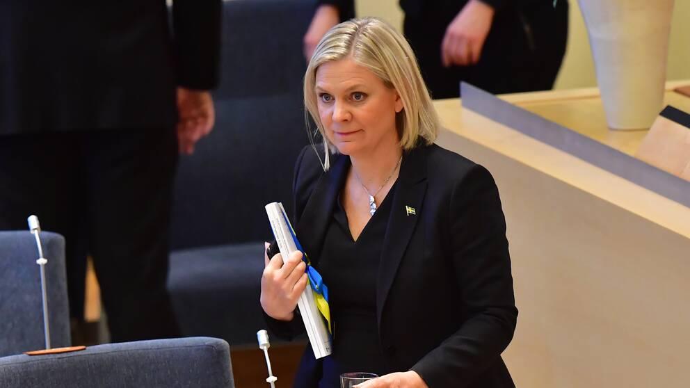 Samstämmigheten i riksdagen kan snart vara ett minne blott när fokus ökar på den ekonomiska situationen i Sverige.