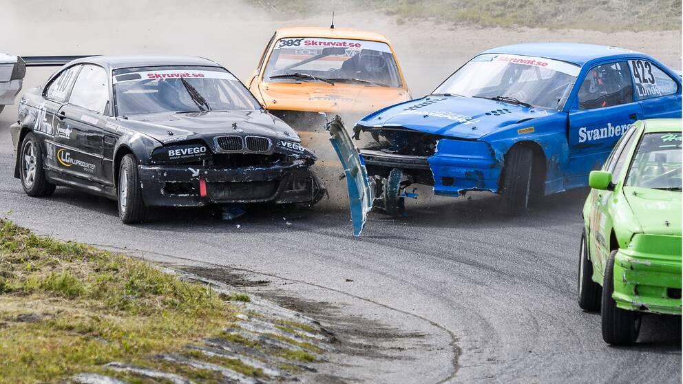 Svenska bilsportförbundet får inte ansvarsfrihet från revisorn.
