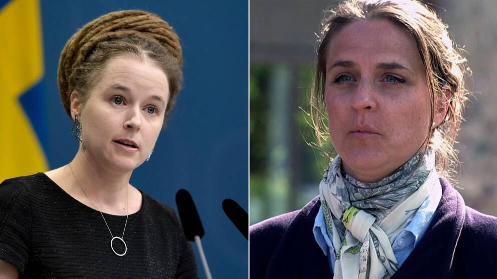 Hör Åsa Anesäter, verksamhetsledare för Svenska fotografers förbund, om situationen för hennes medlemmar i klippet ovan.