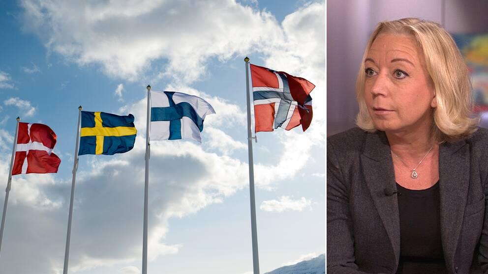 Förtroendet ökar för statsministrarna i Sverige, Norge, Danmark och Finland. Men om förtroendet kommer att bestå beror på hur respektive land klarar sig i coronakrisen.
