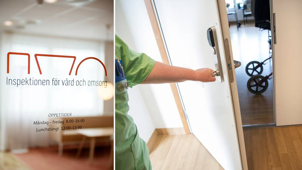 """""""IVO planerar för att genomföra någon form av tillsyn inom äldreomsorgen över hela landet"""", säger Maria Björklund som är avdelningschef på IVO region Sydväst. Temabild."""