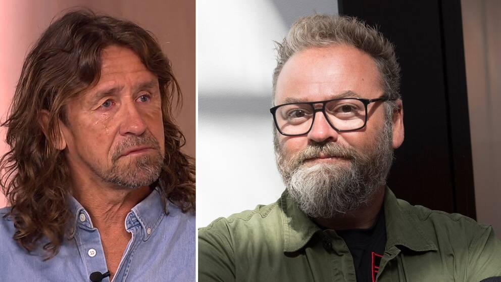 """""""Han kunde prata till folk på deras vis och gjorde aldrig bort någon på deras bekostnad"""", säger Anders Timell i SVT:s Morgonstudion."""