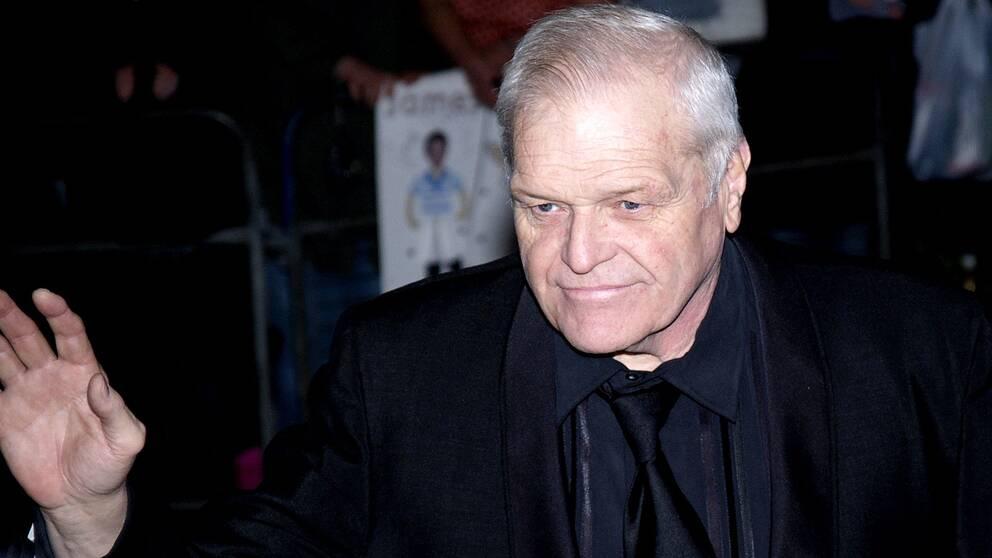 Brian Dennehy spelade ofta polis eller privatdetektiv. Han blev 81 år gammal.