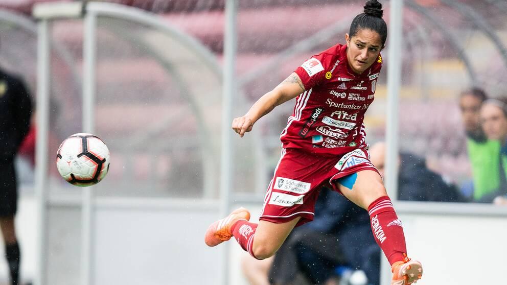 Fernanda Da Silva, Piteå.