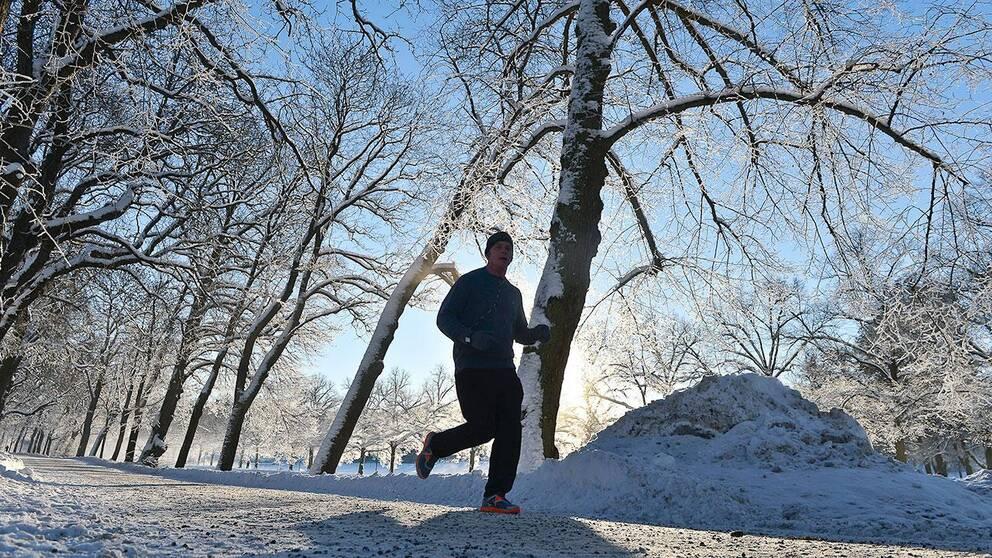 Att jogga är bra för hälsan. Men att jogga för mycket är lika dåligt som att inte jogga alls, enligt en ny dansk studie.