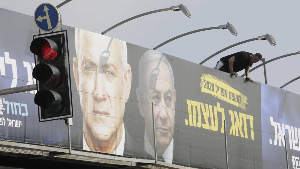 Efter flera nyval ser det nu ut som att Israel får en regering efter att de tidigare motståndarna Benny Gantz och premiärminister Benjamin Netanyahu kommit överens.