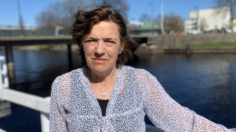 Ann Johansson, chef på evenemang och möte på Destination Halmstad.