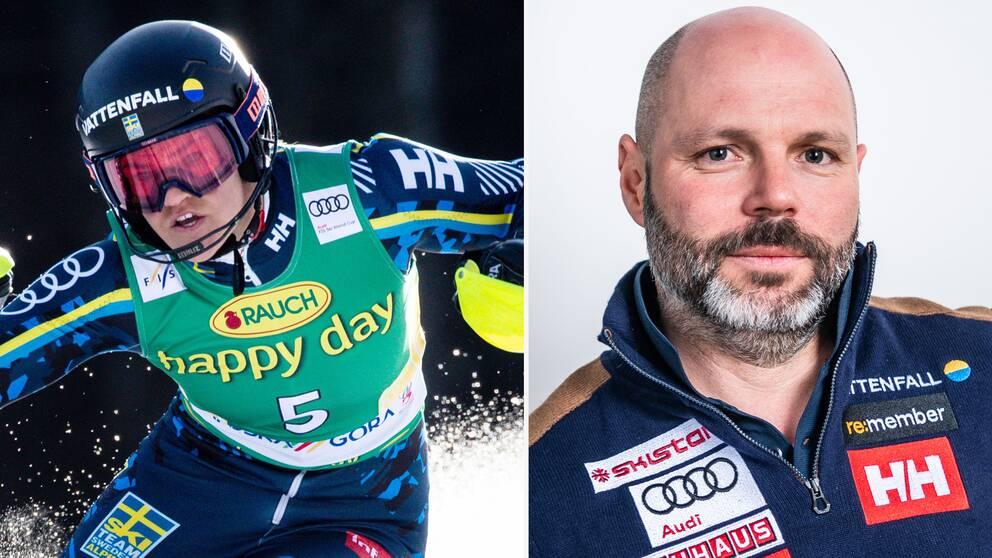 Anna Swenn Larsson och Christian Thoma.