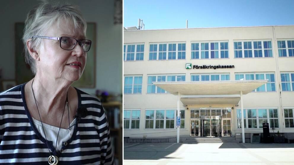 Människor lämnas i sticket efter Försäkringskassans reform, menar Anki Sandberg, ordförande för Riksförbundet Attention.