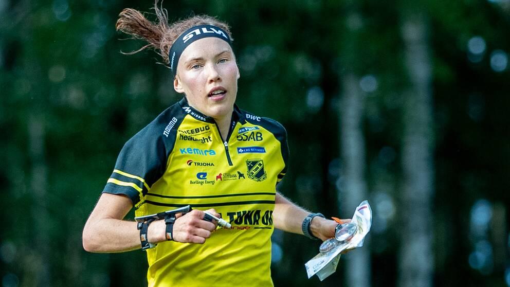 Tova Alexandersson.
