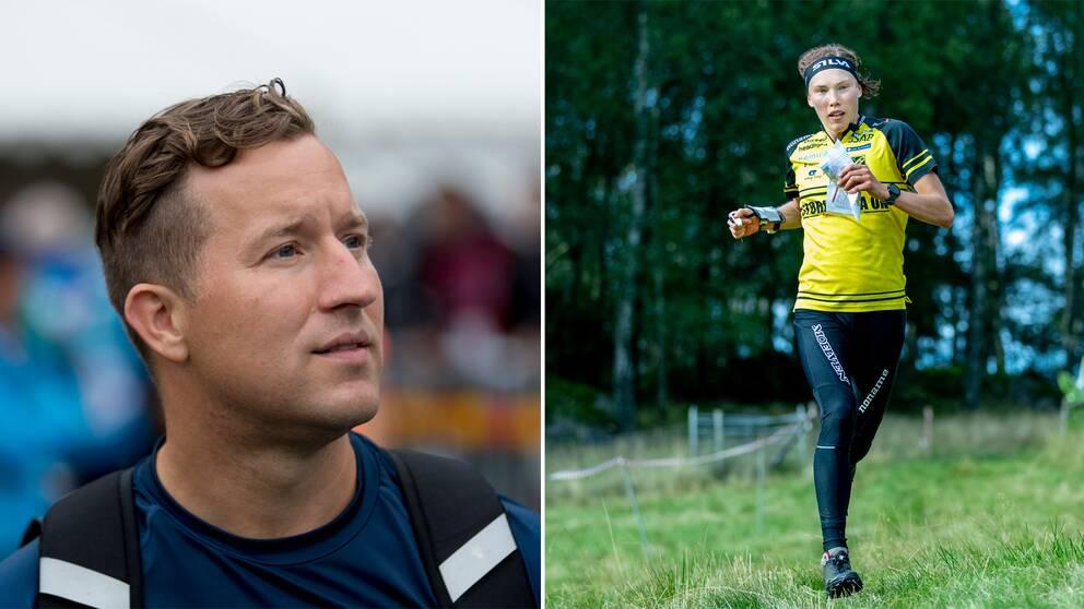 Håkan Carlsson och Tove Alexandersson.