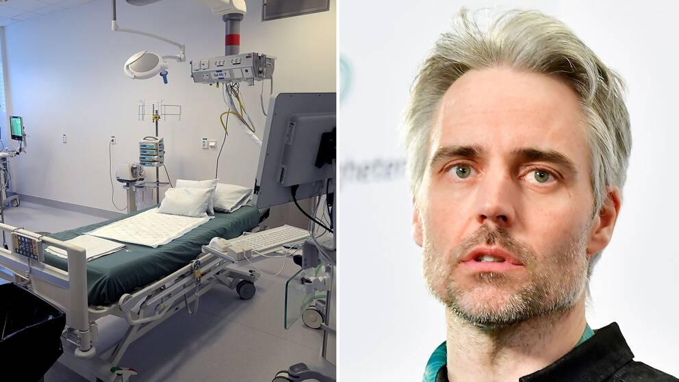 Anders Wallensten, Folkhälsomyndigheten