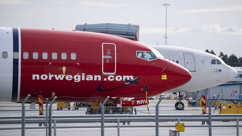 Norwegian ser ut att klara sig från konkurshotet – för tillfället