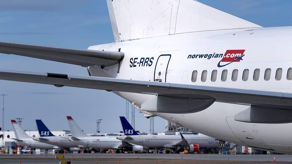 Norwegian undviker konkurs – men flygjättens kris kan vara långt ifrån över.